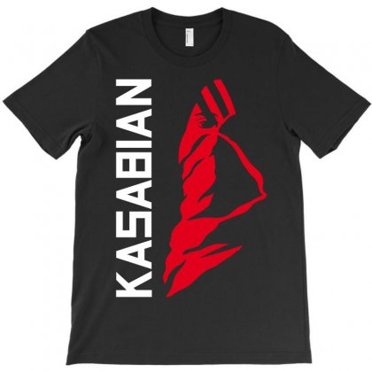 Kasabian Amplified T-shirt Designed By Luisother
