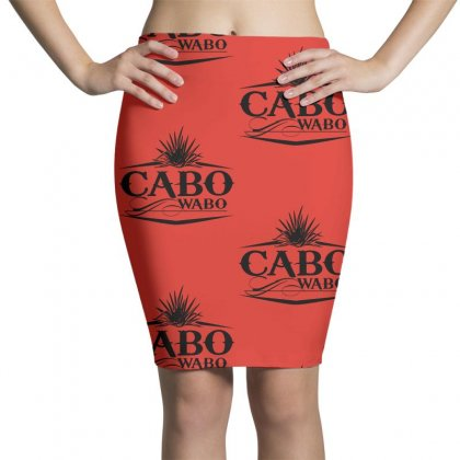 Sammy Hagar Cabo Wabo Pencil Skirts Designed By Luisother
