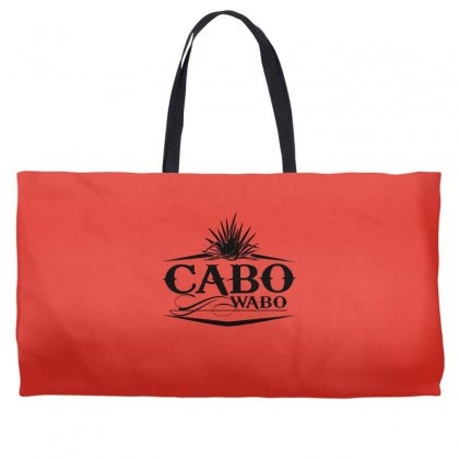 Sammy Hagar Cabo Wabo Weekender Totes Designed By Luisother