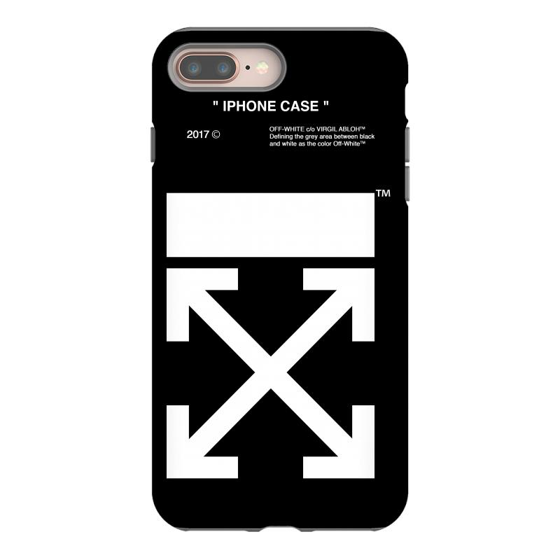 newest 2853e 2f742 Iphone Case Off White Iphone 8 Plus Case. By Artistshot