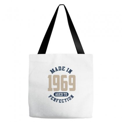I Born In 1969 Tote Bags Designed By Ale C. Lopez