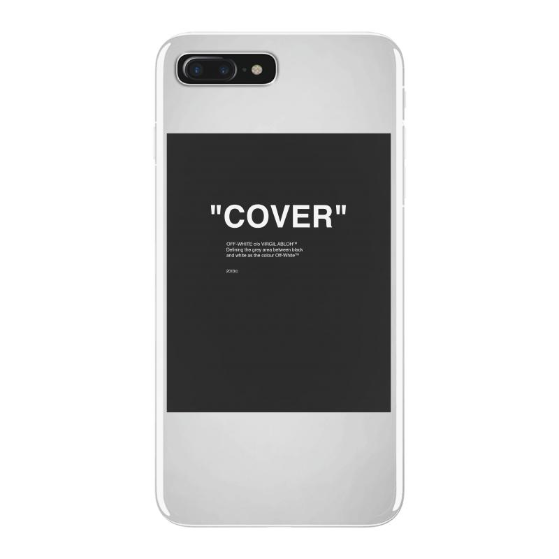new style 287f2 57770 Cover Off White Iphone 7 Plus Case. By Artistshot