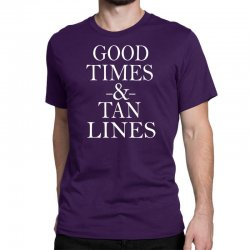 good times and tan lines Classic T-shirt | Artistshot