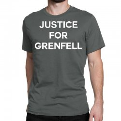 Justice For Grenfell Classic T-shirt | Artistshot