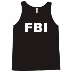 fbi Tank Top | Artistshot