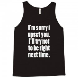 for being right nexs time Tank Top | Artistshot