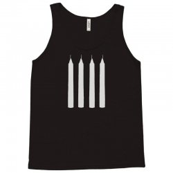 four candles Tank Top | Artistshot