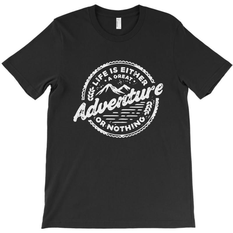 Adventure T-shirt | Artistshot