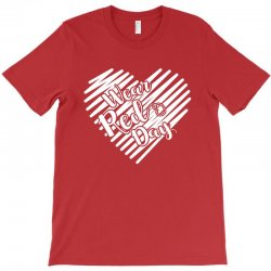 wear red day for red T-Shirt | Artistshot