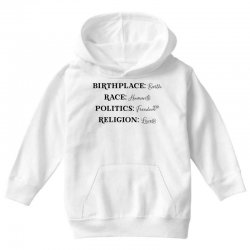 human for lİght Youth Hoodie | Artistshot