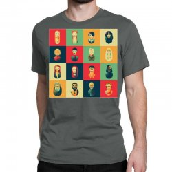family of thrones Classic T-shirt | Artistshot