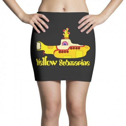 Yellow Submarine Mini Skirts Designed By Slalomalt