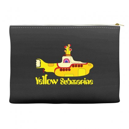 Yellow Submarine Accessory Pouches Designed By Slalomalt