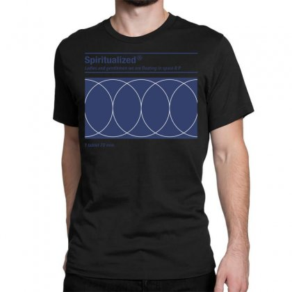 Spiritualized, Ladies And Gentlemen We Are Floating In Space Classic T-shirt