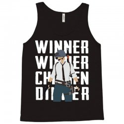 winner chicken dinner Tank Top | Artistshot