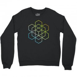 hexagradient Crewneck Sweatshirt | Artistshot