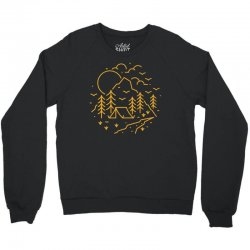 summer camp Crewneck Sweatshirt | Artistshot