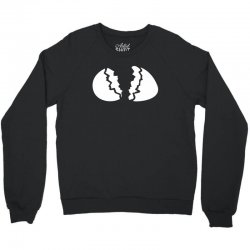 cracked egg Crewneck Sweatshirt | Artistshot