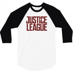 justice league 3/4 Sleeve Shirt | Artistshot