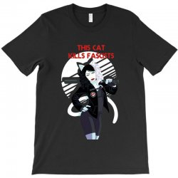 kill fascist T-Shirt | Artistshot