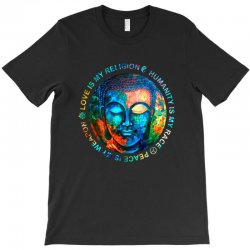 love is my religion T-Shirt | Artistshot
