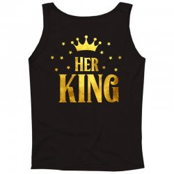 her king Tank Top | Artistshot