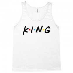 friends tv show parody king for light Tank Top | Artistshot