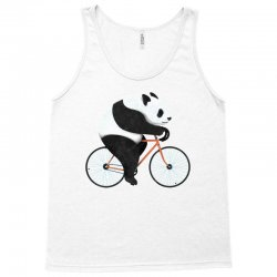 panda ride Tank Top | Artistshot