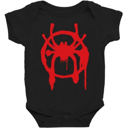Into The Spider - Verse Baby Bodysuit