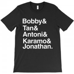 queer eye (names) T-Shirt | Artistshot