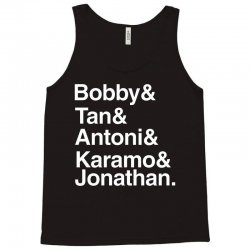 queer eye (names) Tank Top | Artistshot