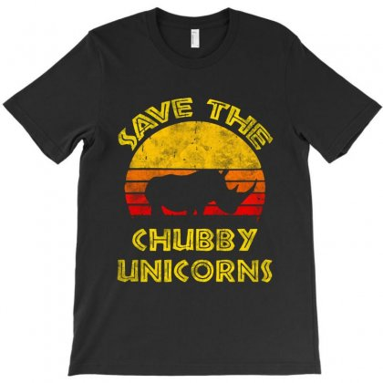Save The Chubby Unicorns 2019 T-shirt Designed By Blqs Apparel