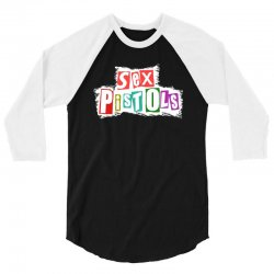 sex pistols 3/4 Sleeve Shirt | Artistshot