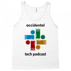 accidental tech podcast Tank Top | Artistshot