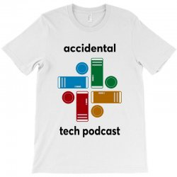 accidental tech podcast T-Shirt | Artistshot