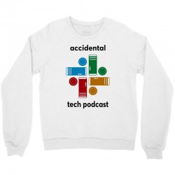 accidental tech podcast Crewneck Sweatshirt | Artistshot