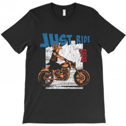 close your eyes and ride T-Shirt | Artistshot