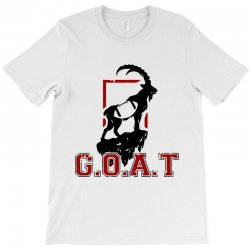 football goat T-Shirt | Artistshot