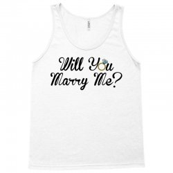 will you marry me for light Tank Top   Artistshot