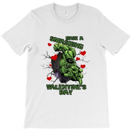 Have A Smashing Valentine's Day T-shirt Designed By Hasret
