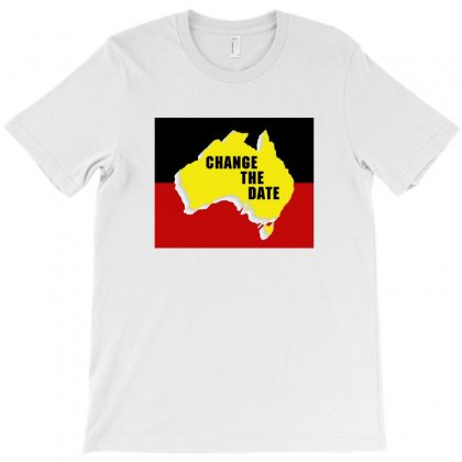Change The Date T-shirt Designed By Sengul