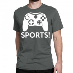 sports video games Classic T-shirt | Artistshot