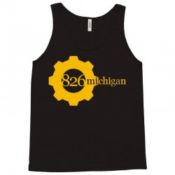826 michigan Tank Top | Artistshot