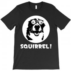 Squirrel Dog T-Shirt | Artistshot