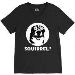Squirrel Dog V-Neck Tee | Artistshot