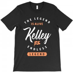 The Legend Is Alive Kelley T-Shirt | Artistshot