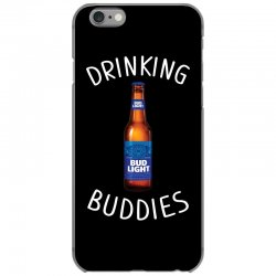 drinking buddies bud light iPhone 6/6s Case | Artistshot
