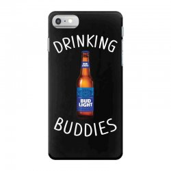drinking buddies bud light iPhone 7 Case | Artistshot