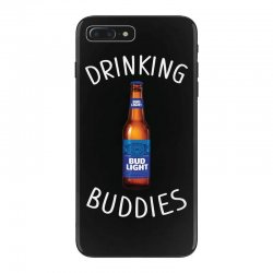 drinking buddies bud light iPhone 7 Plus Case | Artistshot