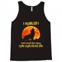 moon lunar eclipse 2019 Tank Top | Artistshot